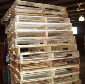 Addoco Repairing Or Recycling Old Pallets