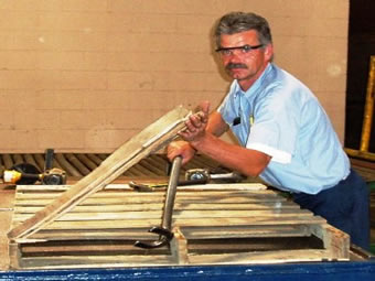 Repairing Or Recycling Old Pallets
